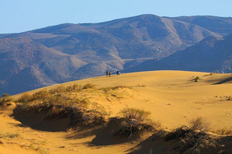 песчаная гора,песок,пейзаж,дагестан.. Песчаная гора..photo preview