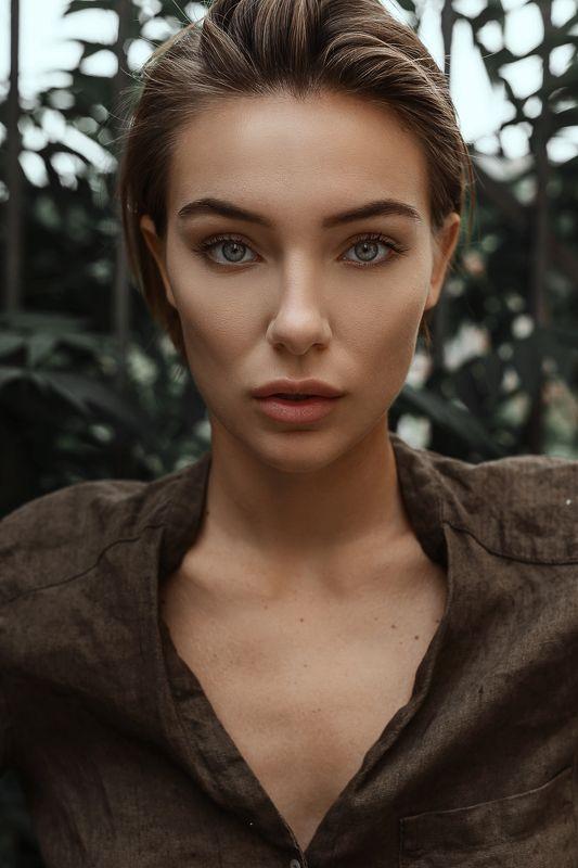 Портрет, взгляд, девушка, Цвет Emmaphoto preview