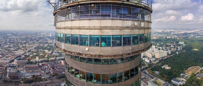 Смотровая на Останкинской башнеphoto preview