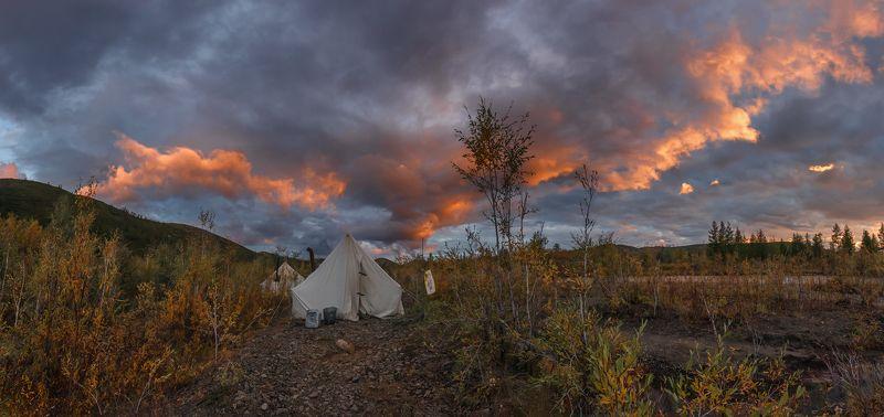 Палатки.photo preview