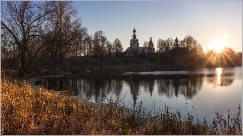 россия, московская обл, софрино Предзимьеphoto preview