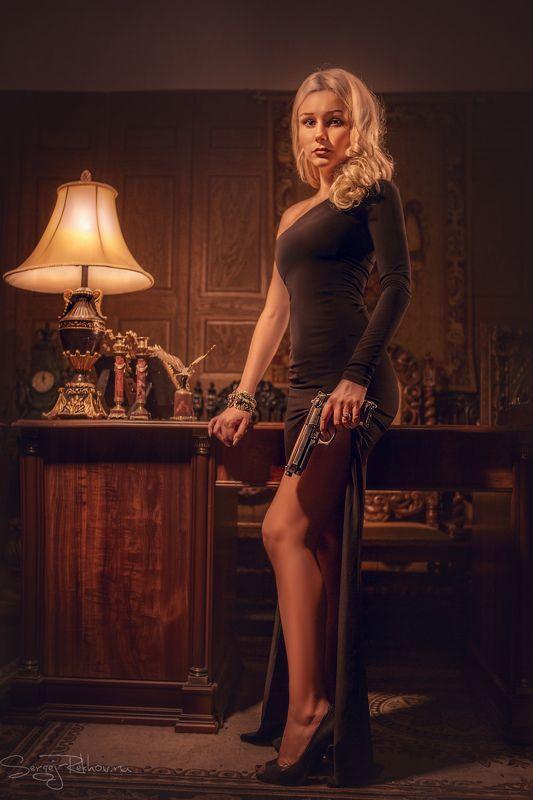 студияцитадель, gun, sexy, beauty, rekhov Юлияphoto preview