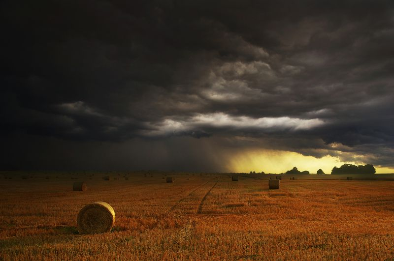 Lithuania, sky, summer, clouds, storm *photo preview