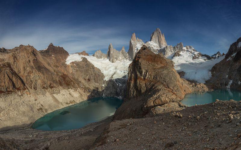 fitz_roy, patagonia ВОДОРАЗДЕЛphoto preview