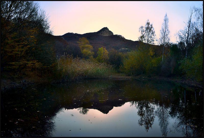 Утро на Сорокинском кордонеphoto preview