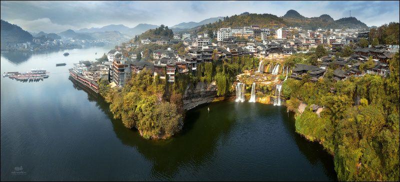 Китай, город, дрон, аэрофотосъемка, фототур Город Поднебесной...photo preview