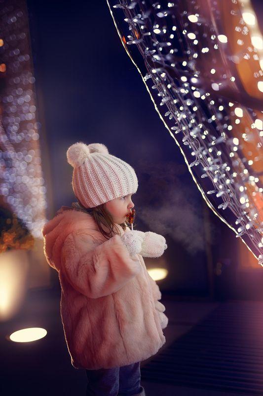 в ожидании новогоднего волшебства..photo preview