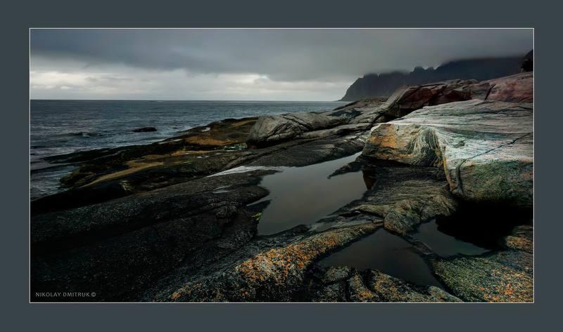 пейзаж storm front. Norwayphoto preview