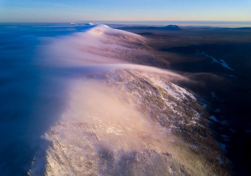 таганай, урал, горы, зима Пробуждение Таганаяphoto preview