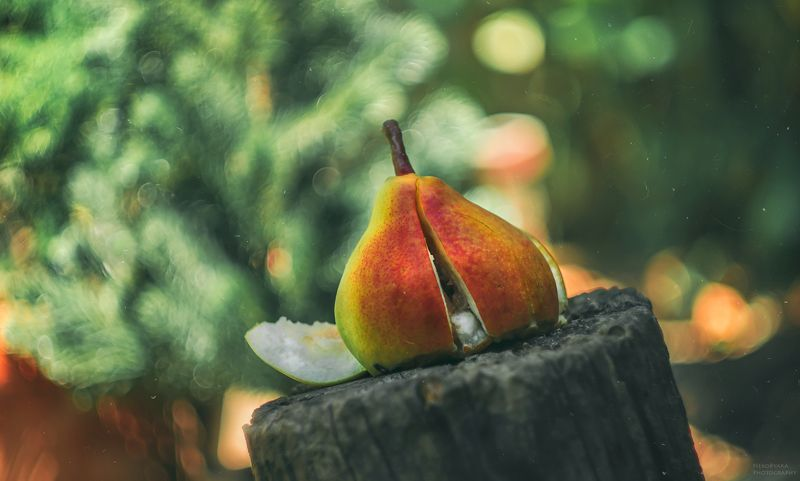 гелиос, груша, боке, натюрморт, helios, pear, bokeh, still life, грушевое настроениеphoto preview