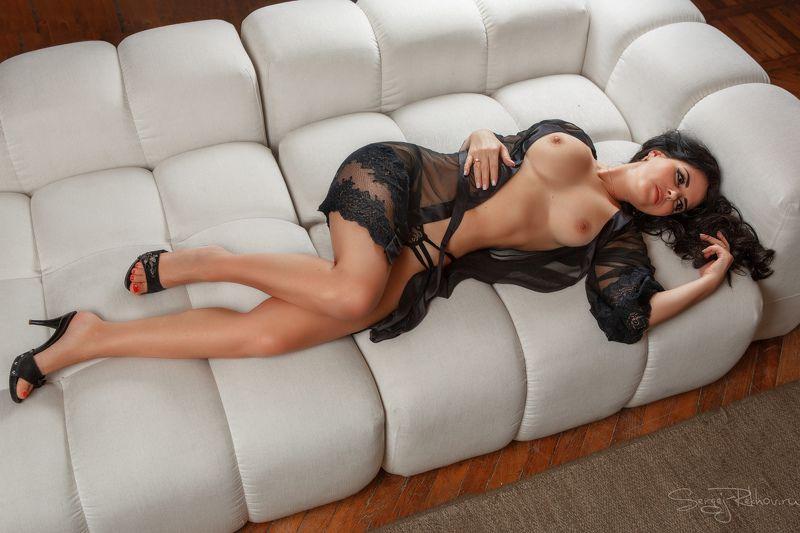 ню, студия, nude, sexy, beauty Анжеликаphoto preview