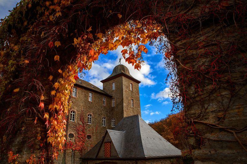 Аттендорн,Германия ,замок Шнелленбергphoto preview