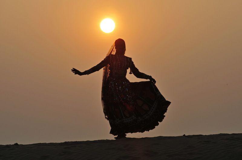 Kalbelia Dancer Rajasthan 1photo preview