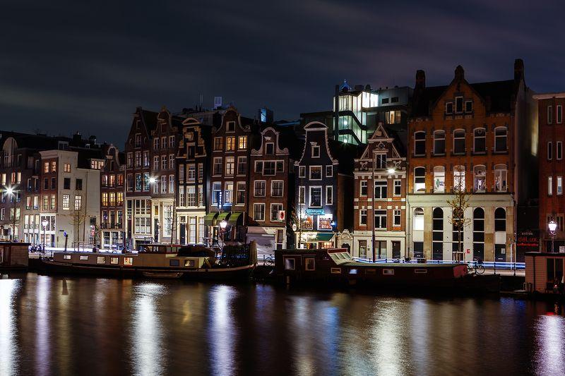 ночной Амстердамphoto preview
