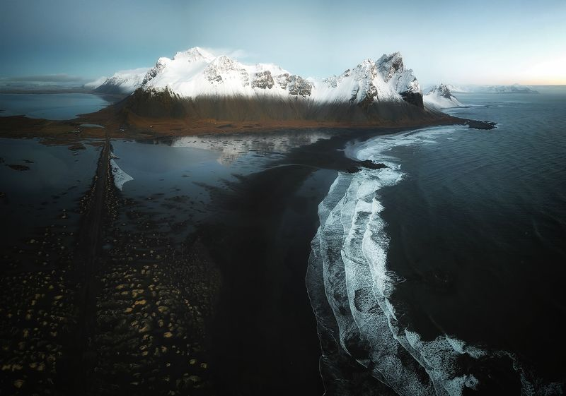 Вестрахорн - Исландияphoto preview