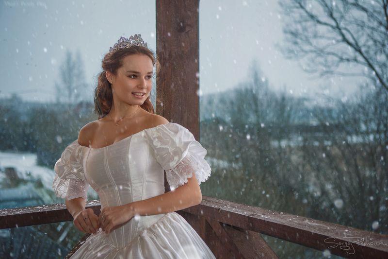 портрет,свадьба, невеста, девушка, model, portrait Невестаphoto preview
