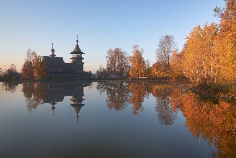 Осень в Благовещеньеphoto preview