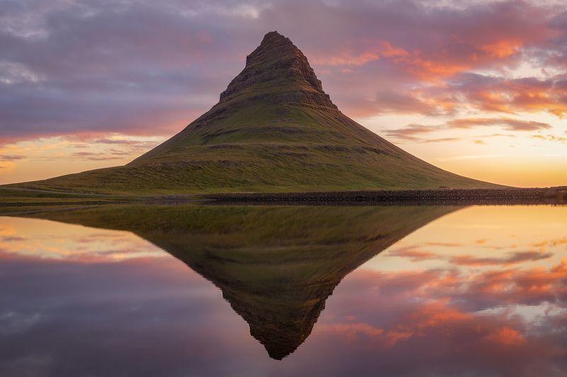 исландия, iceland, kirkufettel Шапка \