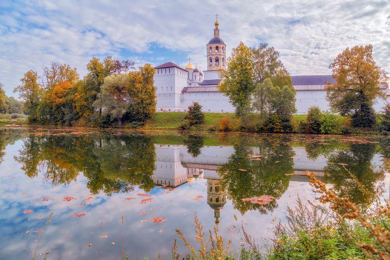 боровск, пафнутьевский монастырь Пафнутьевский монастырьphoto preview