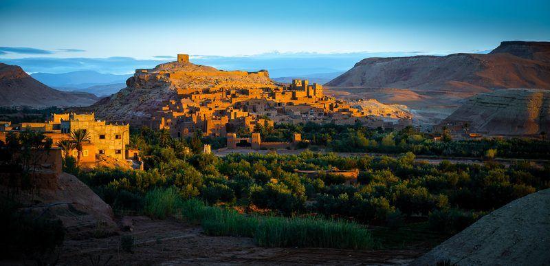 Айт-Бен-Хадду . Мароккоphoto preview