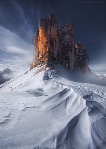 Сила Доломитовых Альп