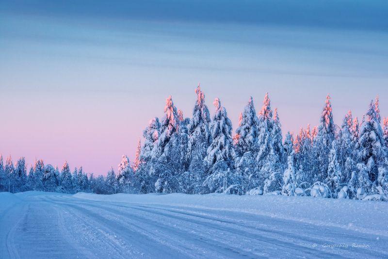 север, кольский, хибины, заполярье, дорога, трэвел, Дороги Заполярья.photo preview