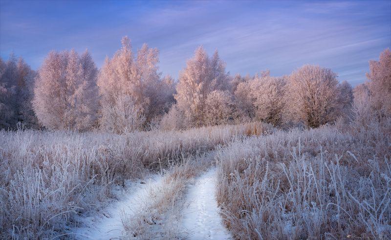 По дороге к Зиме.photo preview