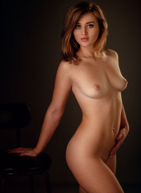 art, artnude, beautiful, girl, light, nu, nude, sexy, studio, sweet, woman, ню, девушка, модель, ню, портрет, portrait ***photo preview