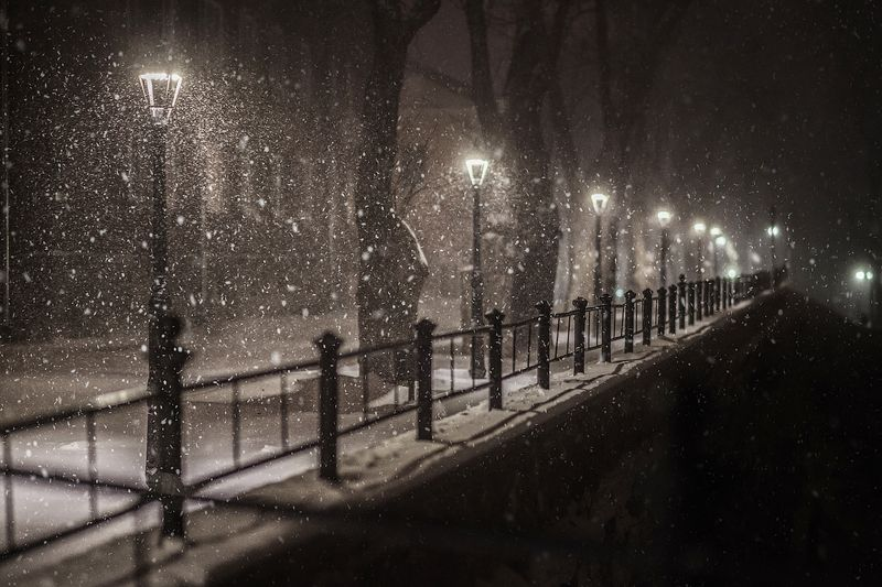 december, winter, snow, narva Decemberphoto preview