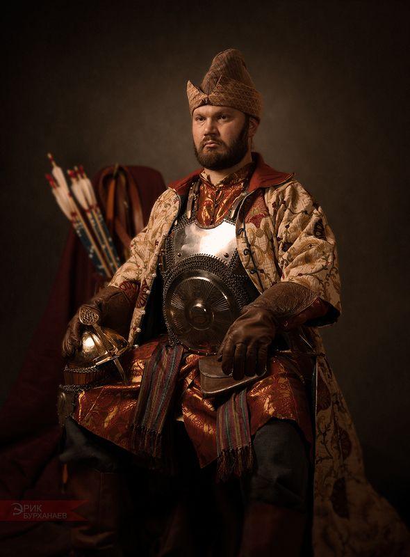 Поместный дворянин Илья Булгаковphoto preview