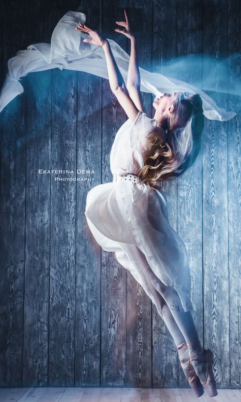 ballerina, fly, fashion, winter, snow, ice, cold, breathe, vintage  Fly photo preview
