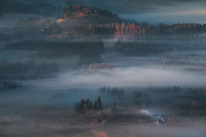 landscape,canon,mist,light,autumn The Mists of Time....photo preview