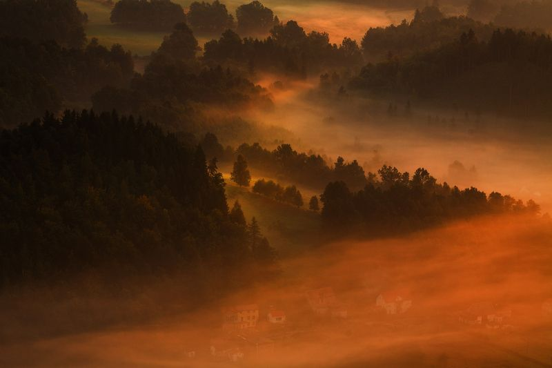 landscape,canon,mist,light,autumn Take Me There.photo preview