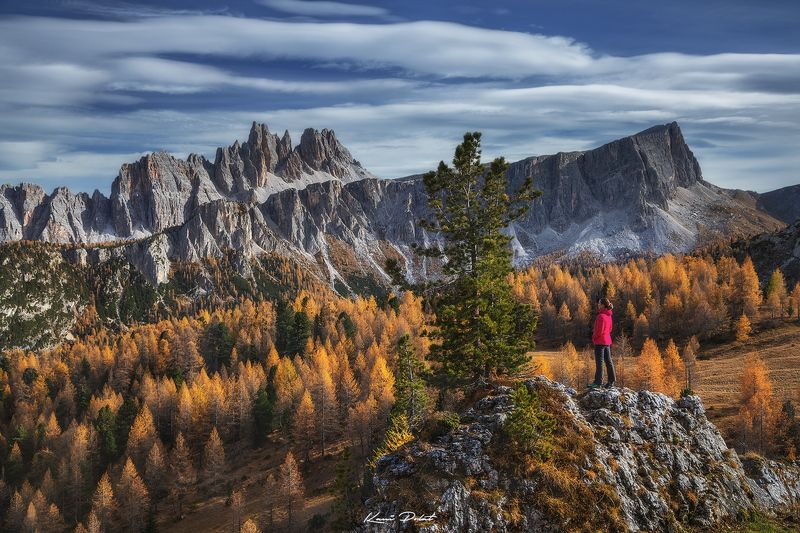 Autumn in Dolomitesphoto preview