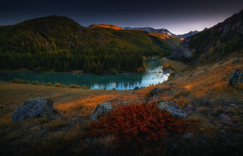 алтай, горы Где-то на Алтаеphoto preview