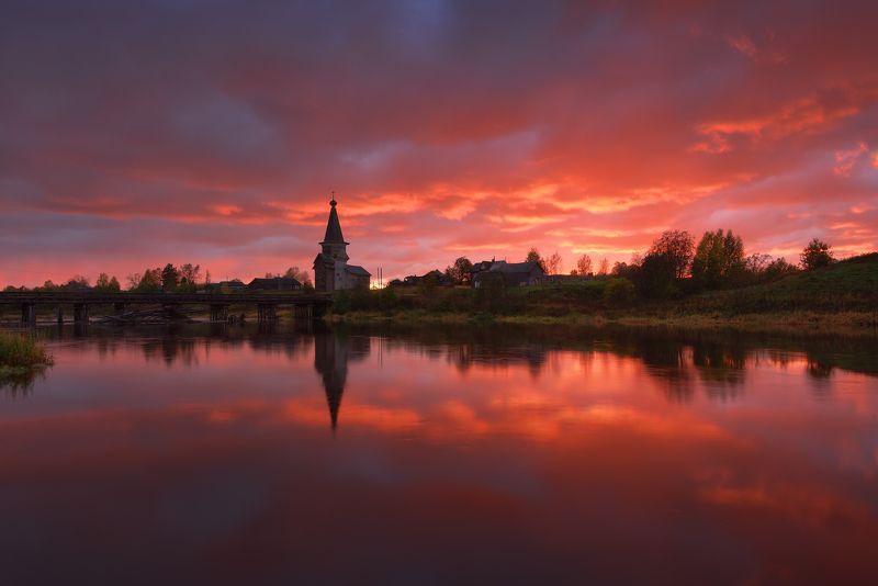 Закат в Саминском...photo preview