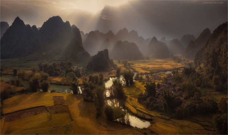Rice terraces of Vietnamphoto preview