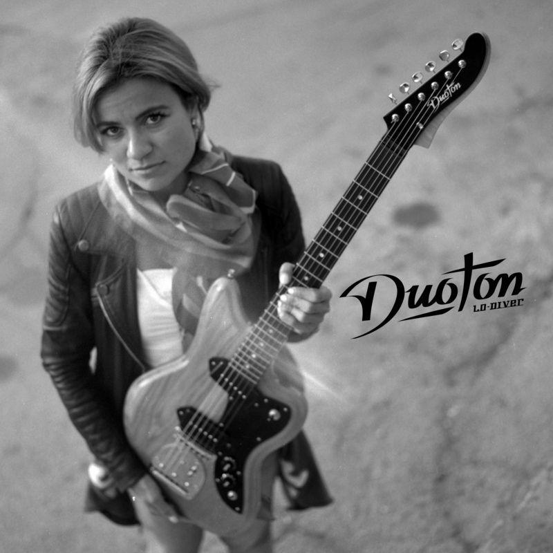 guitar, poster Duoton Guitars Posterphoto preview