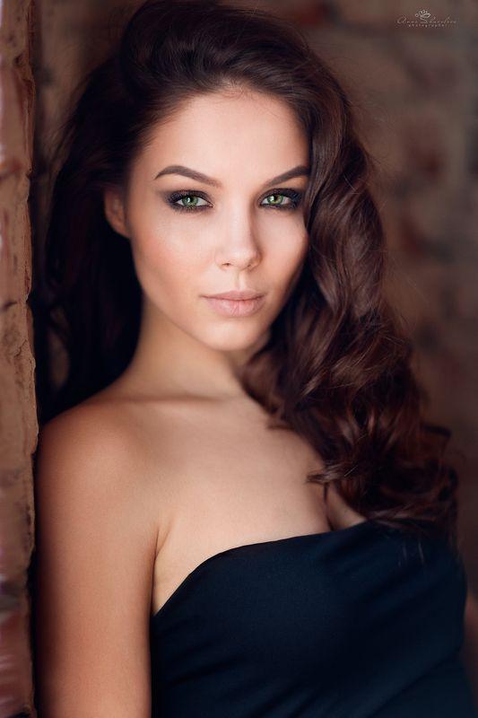 портрет красота девушка арт Аринаphoto preview