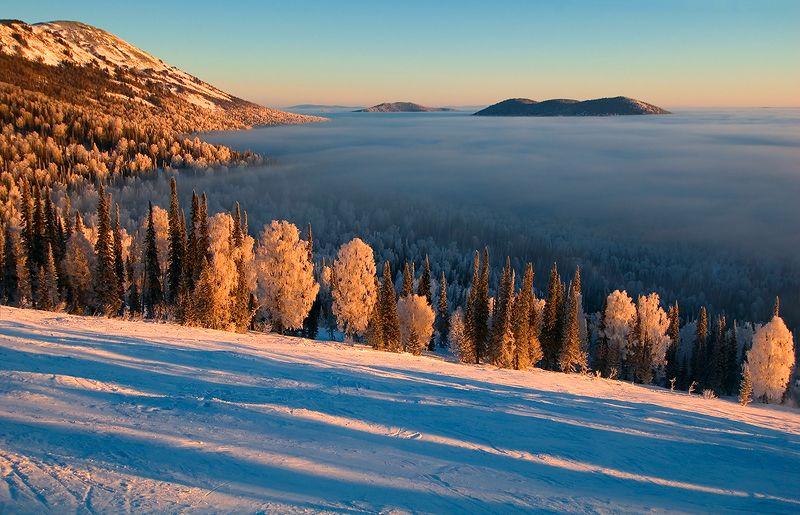 шерегеш, горная шория, сибирь, гора зелёная, скалы верблюды, пихты, кедры, зима Шерегеш год за годомphoto preview