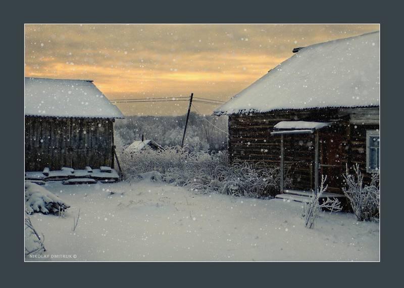 пейзаж Гоголь. о. Куростров. декабрь. 2018photo preview