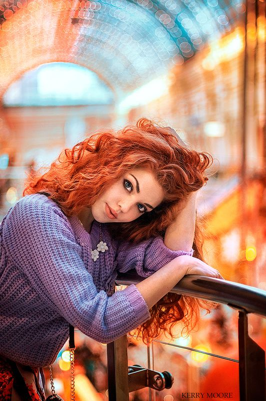 portarit, girl, style, портрет, model, russia,moscow,рыжие,red Nataliaphoto preview