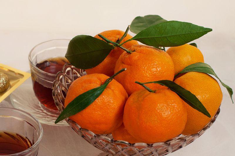 мандариновое настроение,,photo preview