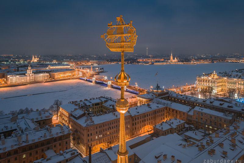 россия, петербург, санкт-петербург, город, архитектура Адмиралтействоphoto preview