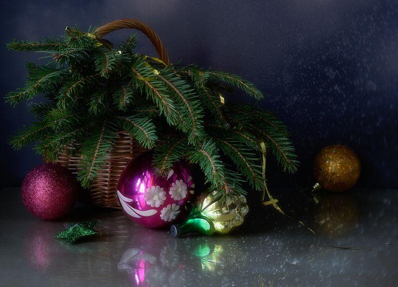 натюрморт,праздник,новый год С Новым годом, друзья !!!!photo preview