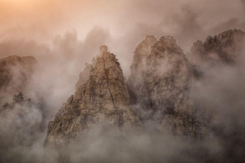 Туманные горыphoto preview
