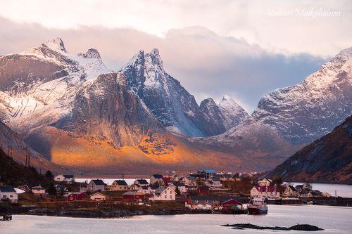 Осенняя Скандинавия