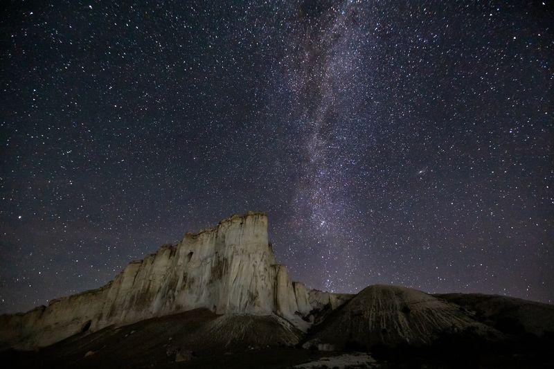 крым, ночь,млечный путь, звезды, белая скала, россия, пейзаж, фототур, природа Ночь на Белой Скалеphoto preview