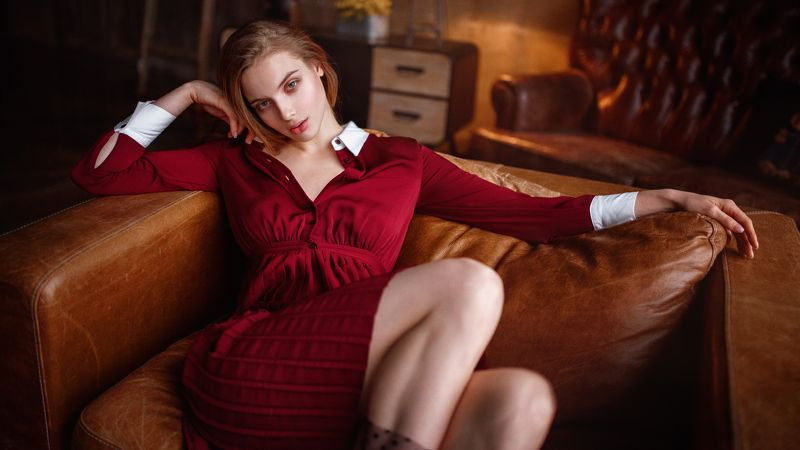 гламур, портрет, модель, арт, art, model, imwarrior, popular Настяphoto preview