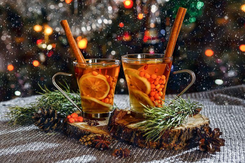 Рождественский чайphoto preview